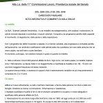 AISLA scrive alla 11° Commissione Lavoro in merito alla legge sul care-giver in Italia