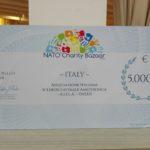 Aisla Firenze premiata a Bruxelles al NATO Charity Bazaar