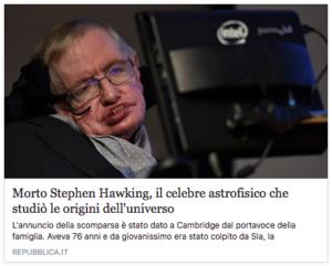 Leggi la news di Repubblica.it