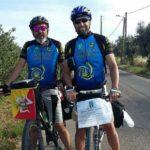 """""""Il nostro cammino in bici verso Santiago"""""""