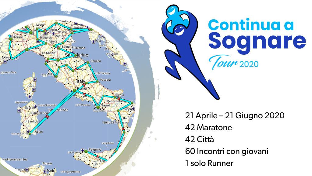 AISLA CONTINUA A SOGNARE tour
