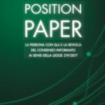 La persona con SLA e la Revoca del Consenso Informato: il Position Paper di AISLA