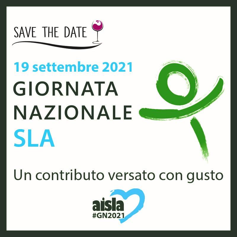 AISLA GIORNATA NAZIONALE SLA 2021